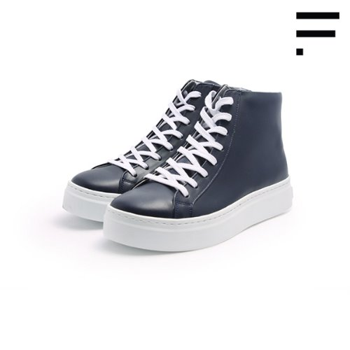 [MAN] De Gas High / Navy [Order Made]