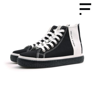 Silhouette Hi Black/White
