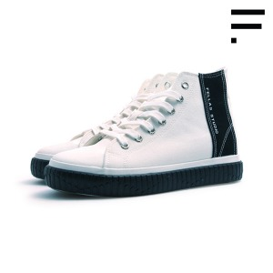 Silhouette Hi White/Black